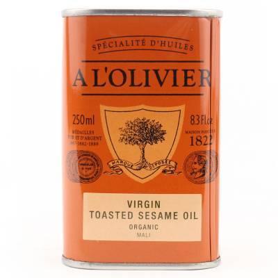 2939 - A l'Olivier geroosterde sesam olie 1822 250 ml