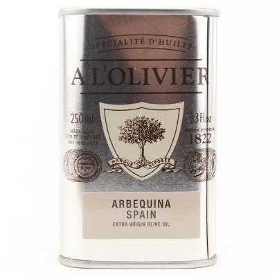 2945 - A l'Olivier olijfolie extra vergine spanje 1822 250 ml