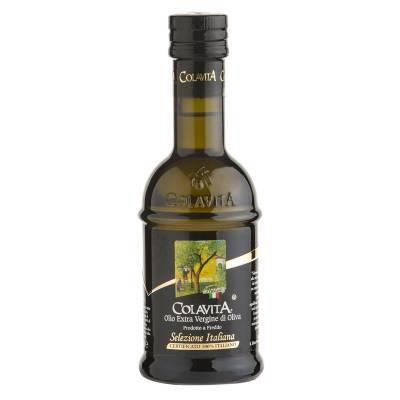 8252 - Colavita olijfolie ev 100% italiaanse olijven 250 ml