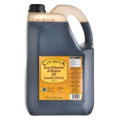 8447 - Colavita aceto balsamico di Modena 5 liter