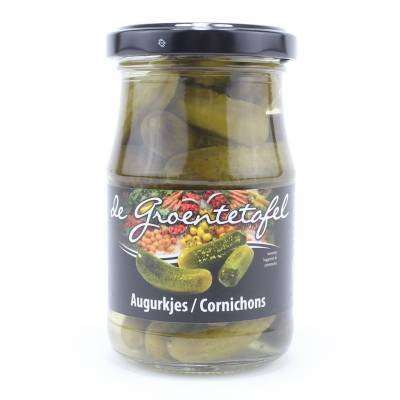 7381 - Aarts de groentetafel - augurkjes 212 ml