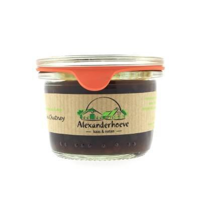 ALEX005 - Alexanderhoeve kaasbegeleiding uien chutney 80 gram