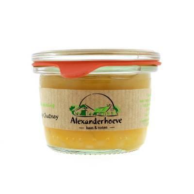 ALEX006 - Alexanderhoeve kaasbegeleiding mango chutney 80 gram
