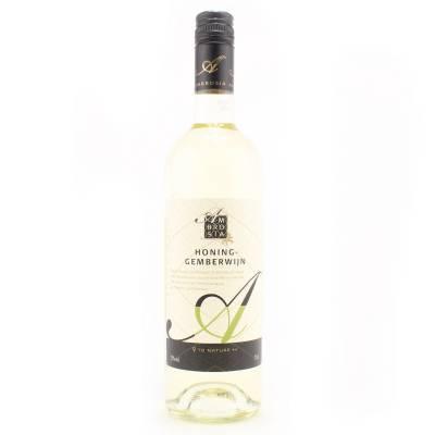 8658 - Ambrosia honing-gemberwijn 750 ml
