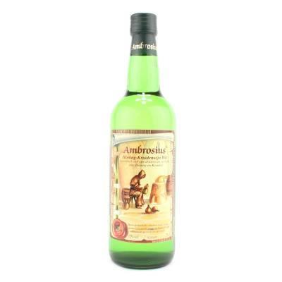 8686 - Ambrosius honing-kruidenwijn wit 750 ml