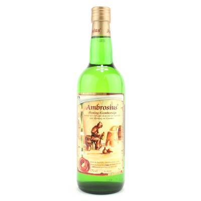 8687 - Ambrosius honing-gemberwijn 750 ml