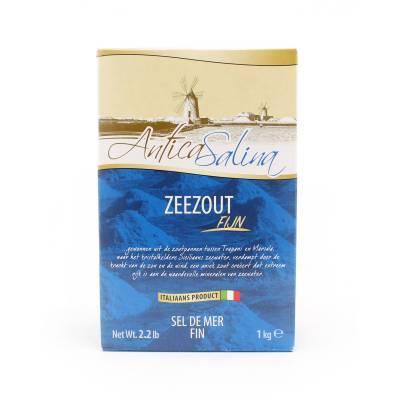 7072 - Antica Salina zeezout fijn 1000 gram