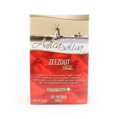 7073 - Antica Salina zeezout grof 1000 gram