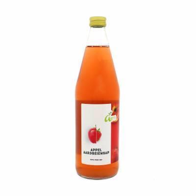6805 - Van Appeven appel aardbeisap 750 ml