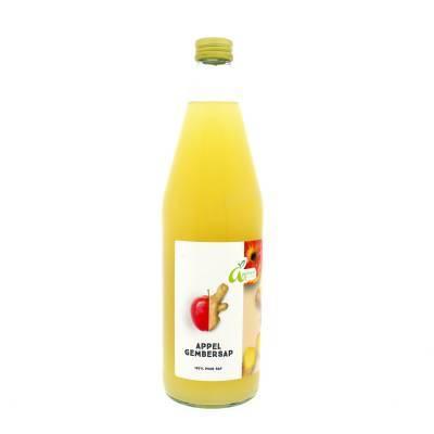 6826 - Van Appeven appel gembersap 750 ml