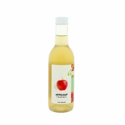 6839 - Van Appeven appelsap troebel 250 ml