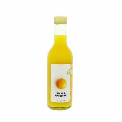 6843 - Van Appeven sinaasappelsap 250 ml