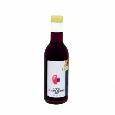 6845 - Van Appeven appel blauwe bessensap 250 ml