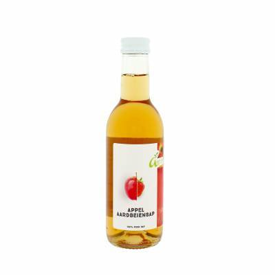 6846 - Van Appeven appel aardbeiensap 250 ml