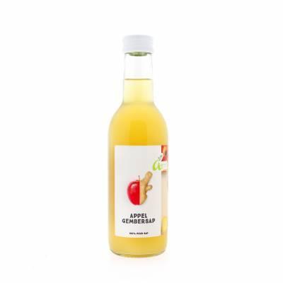 6848 - Van Appeven appel gembersap 250 ml