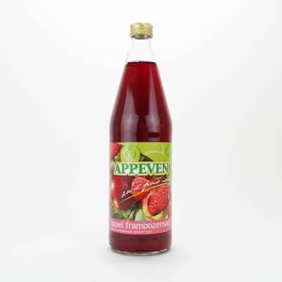 6815 - Van Appeven appel frambozensap 750 ml