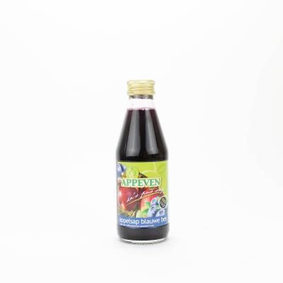 6817 - Van Appeven appel blauwebessensap 200 ml