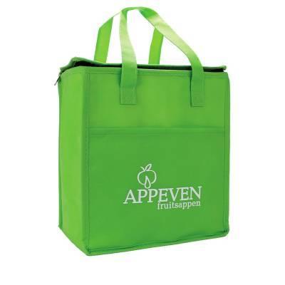 6818 - Van Appeven koeltas met 6 flessen puur sap 1 doos