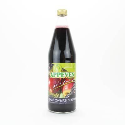 6819 - Van Appeven Appel zwarte bessensap 750 ml