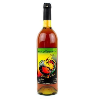 6837 - Van Appeven appelwijn zoet 750 ml