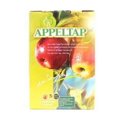 6820 - Van Appeven appelsap troebel 5 liter