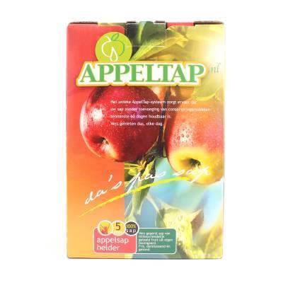 6821 - Van Appeven appelsap helder 5 liter