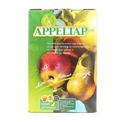 6822 - Van Appeven appel perensap 5 liter