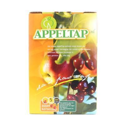 6823 - Van Appeven appel kersensap 5 ml