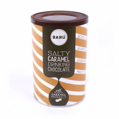 9191 - Barú salty caramel hot chocolate 250 gram