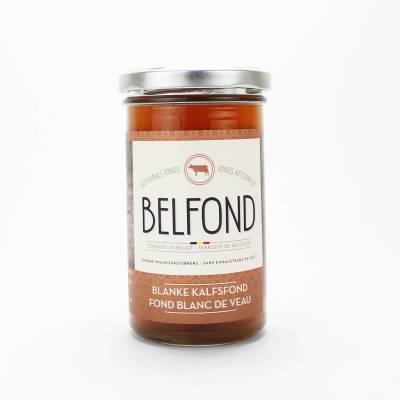 9674 - Belfond blanke kalfsfond 240 ml