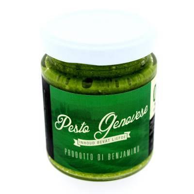 2950 - Benjamino groene pesto 100 gram