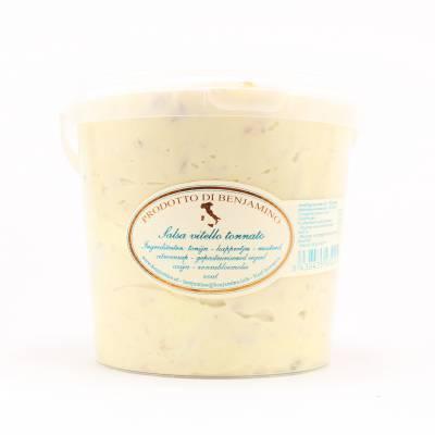 2976 - Benjamino vitello tonnato grootverpakking 1000 gram