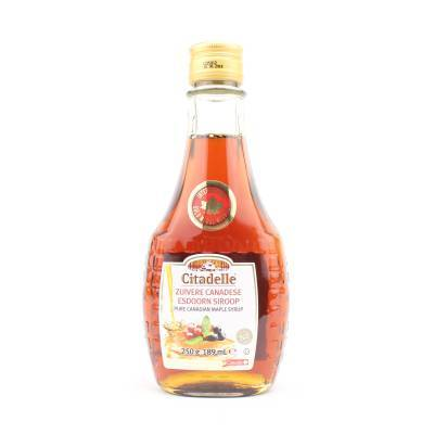 8430 - Citadelle maple syrup 189 ml