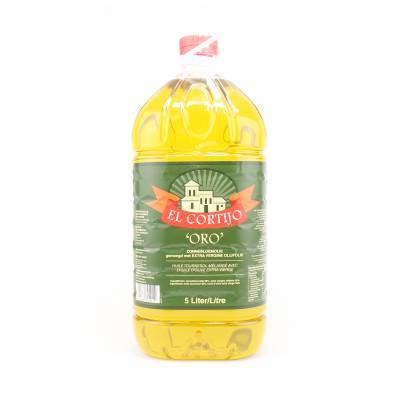 7960 - El Cortijo oro olie 5000 ml