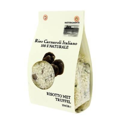 8490 - Naturalmente risotto truffel 250 gram