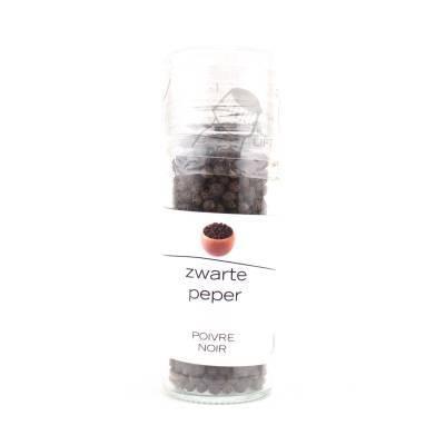 8578 - Naturalmente zwarte peper molen 50 gram
