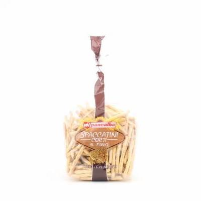 8001 - Panealba spaccatini corti spelt 250 gram