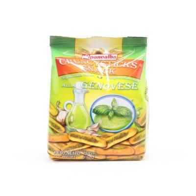 8070 - Panealba cruncysticks genovese 75 gram