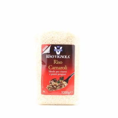 8101 - Riso Vignola riso carnaroli 1000 gram