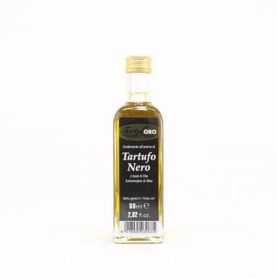 7921 - Tartuforo olijfolie e.v. met zwarte truffel 60 ml