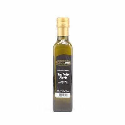 7923 - Tartuforo olijfolie e.v. met zwarte truffel 250 ml