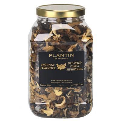 7858 - Plantin bospaddenstoelen gemengd 500 gram