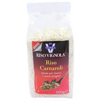 8114 - Riso Vignola riso carnaroli 500 gram