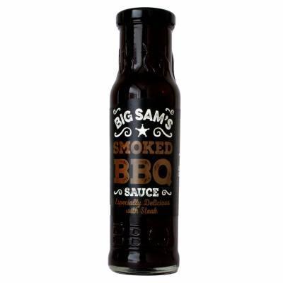 19201 - Big Sam's smoked bbq sauce 250 ml