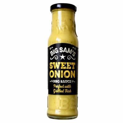 19207 - Big Sam's sweet onion sauce 250 ml
