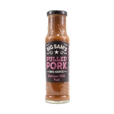 19203 - Big Sam's pulled pork sauce 250 ml