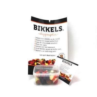 3309 - Bikkels chocoladebikkels promotie pakket