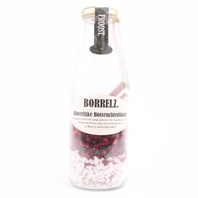 38006 - Borrelz bosvruchtenlikeur 700 ml