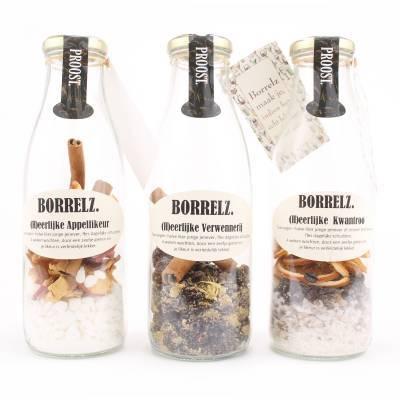 38010 - Borrelz assortimentdoos likeur 6 smaken ml