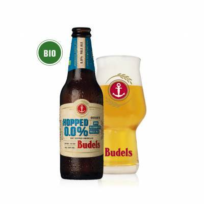 1141 - Budels budels hopped 6x30 cl